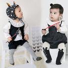灰色貓咪.黑白老鼠可愛褲襪  S有字體防滑膠,M號沒有防滑膠  橘魔法Baby magic 兒童褲襪 童裝