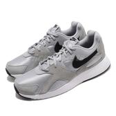 【六折特賣】Nike 休閒鞋 Pantheos 灰 黑 麂皮鞋面 復古百搭 運動鞋 基本款 男鞋【ACS】 916776-002