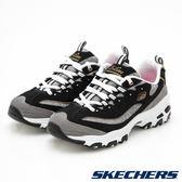 SKECHERS (女) 運動系列 D'Lites - 11936BKWG