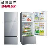 【SANLUX三洋】528L變頻三門冰箱SR-B528CVG