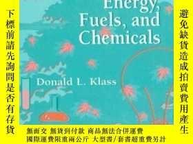 二手書博民逛書店Biomass罕見For Renewable Energy Fuels And Chemicals-可再生能源燃料