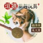 貓薄荷棒棒糖貓咪用品逗貓棒貓糖貓玩具貓咪薄荷玩具磨牙貓棒棒糖Mandyc