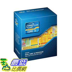 [106美國直購] Intel Core i5-3450S Quad-Core Processor 2.8 GHz 6 MB Cache LGA 1155 - BX80637I53450S