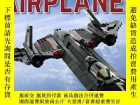 二手書博民逛書店How罕見To Build Brick Airplanes: D