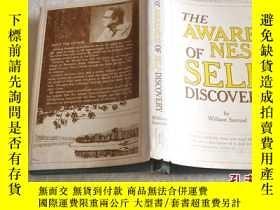 二手書博民逛書店1970年,英文原版帶書衣,the罕見awareness of