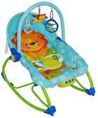 嬰兒搖椅哄睡躺椅安撫搖椅搖籃床椅振動搖搖椅兒童寶寶嬰兒搖椅  XY1457  【男人與流行】