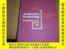 二手書博民逛書店COLLECTIVE罕見BARGAININGY25524 出版1