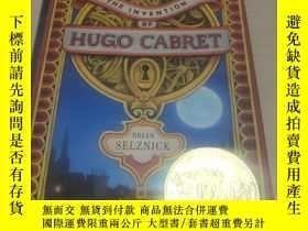 二手書博民逛書店The罕見Invention of Hugo Cabret   造夢的雨果 (英語 精裝)Y26894 Bri