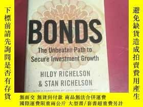 二手書博民逛書店bonds--the罕見unbeaten path to sec