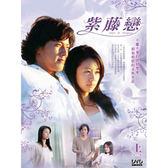 台劇 - 紫藤戀DVD (第1-24集/笫一部/3片裝) 韓在石/林心如