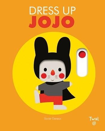 Dress Up Jojo Jojo的服裝秀操作書