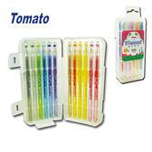 萬事捷Tomato 12 色鑽石筆頭中性筆金蔥