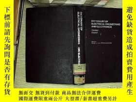 二手書博民逛書店DICTIONARY罕見OF ELECTRICAL ENGINE