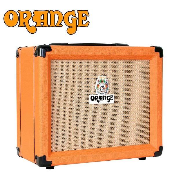 【小叮噹的店】英國ORANGE CR20L 20瓦吉他音箱 20W 公司貨