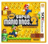 《3DS New 超級瑪利歐兄弟2 》日文版(僅適用日規機)~全新品~全館滿600免運