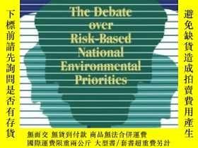 二手書博民逛書店Worst罕見Things First: The Debate Over Risk-based National