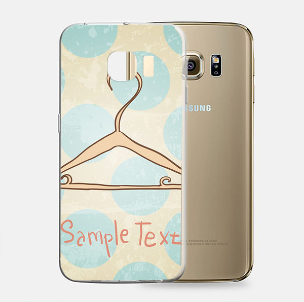 ♥ 俏魔女美人館 ♥Samsung Galaxy S7 {衣架子*軟殼} 手機殼 手機套 保護殼