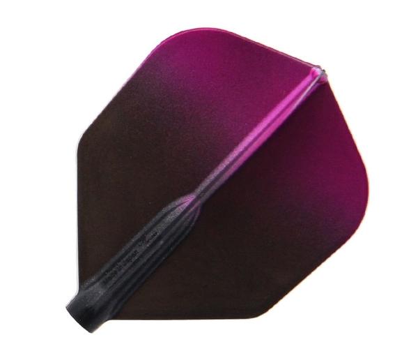 【Fit Flight AIR x Esprit】Black Gradation Shape Pink 鏢翼 DARTS