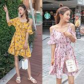 【韓國KW】(預購)  L~3XL簡約OL通勤款韓妞洋裝