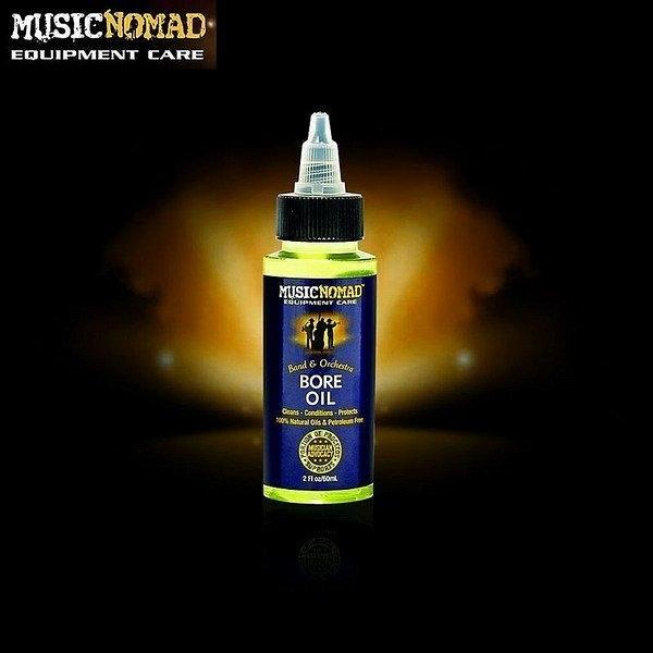 ☆ 唐尼樂器︵☆ Music Nomad (MN702) 逆轉精華木質油 Bore Oil (2oz) 木管木質保養