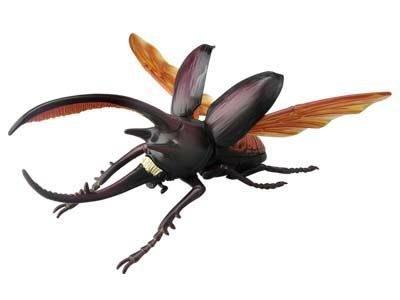 【4D Master】26589 立體拼組模型 昆蟲系列 海神大兜蟲 Dynastes Neptunus Beetle