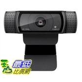 [現貨1台] Logitech HD Pro Webcam C920, Widescreen Video Calling Recording, 1080p Camera, Desktop