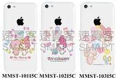 My Melody 美樂蒂 三麗鷗正版授權 Apple IPhone 5C 快速包膜