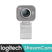 【南紡購物中心】【羅技】 StreamCam 直播攝影機 (白)