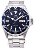 【分期0利率】ORIENT 東方錶 藍水鬼 藍寶石水晶鏡面 自動上鏈 機械錶 潛水錶 公司貨 RA-AA0002L