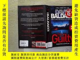 二手書博民逛書店DAVID罕見BALDACCI THE GUILTY (60)Y