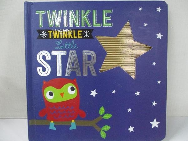 【書寶二手書T6/少年童書_ITQ】Twinkle Twinkle Little Star_Make Believe Ideas (COR)/ Machell, Dawn (ILT)