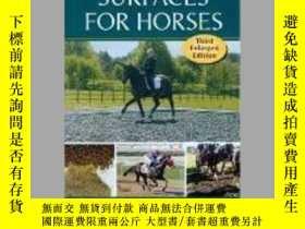 二手書博民逛書店【罕見】All-Weather Surfaces for HorsesY27248 Ray Lodge IS