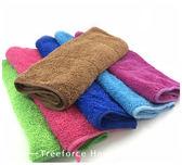 現貨 附發票【樹力商舖】加厚 可掛式珊瑚絨抹布 擦車巾 掛式抹布 6色可選 【L022】