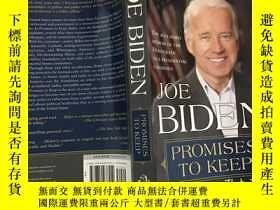 二手書博民逛書店PROMISES罕見TO KEEP承諾繼續(英文原版)Y1999