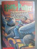 【書寶二手書T9/原文小說_OTH】Harry Potter and the Prisoner of Azkaban