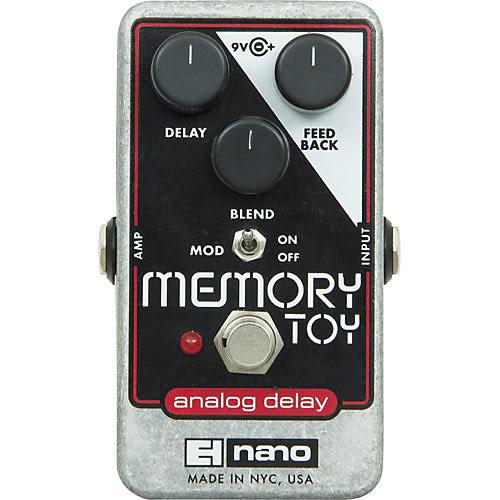 【敦煌樂器】Electro Harmonix Memory Toy 效果器