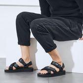 韓版涼鞋 大尺碼羅馬涼鞋 沙灘鞋【非凡上品】nx2449