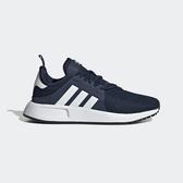 ADIDAS X_PLR J [EE7100] 大童鞋 女鞋 運動 休閒 慢跑  籃球 穿搭 透氣 愛迪達 三葉草 藍白