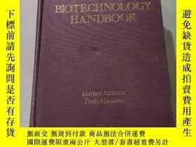 二手書博民逛書店BIOCHEMICAL罕見ENGINEERING AND BIOTECHNOLOGY HANDBOOK:生化工程與