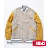 CHUMS 男 Teeshell 防水棒球外套 米黃色 CH041108B019