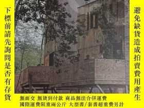 二手書博民逛書店C3建築立場月刊罕見中文版 348期 Dwelling Shif