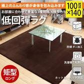 現貨+預購 極致舒適低回彈系列 - 短毛絨柔軟100X140公分地墊 / 地毯-6色 / MODERN DECO