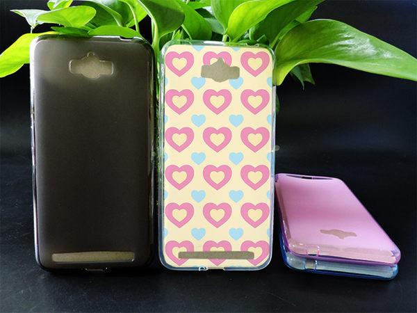 俏魔女美人館 ♥ (粉粉愛心*軟殼}ASUS ZenFone Max (ZC550KL) 手機殼 手機套 保護套 保護殼