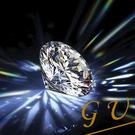 【GU鑽石】A27a仿鑽人工鑽科技鑽擬真鑽人工鑽鋯石生日禮物 GresUnic Apromiz 3.5克拉裸鑽