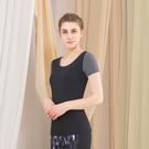 *╮寶琦華Bourdance╭*專業瑜珈韻律芭蕾★短袖上衣( 內有裡襯附罩杯)【D19107】有 GL尺寸