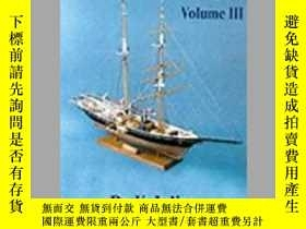 二手書博民逛書店The罕見Period Ship, Handbook 3 (damaged)-定期船,手冊3(損壞)Y4149