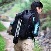 攝影包 致泰攝影包雙肩佳能尼康單反相機包多功能旅游戶外相機男女背包 夢藝家