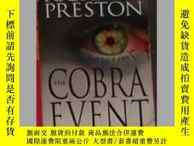 二手書博民逛書店英文原版罕見The Cobra Event by Richard