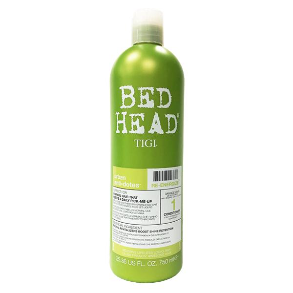 美國 TIGI Bed Head 沙龍級潤髮乳 Re-energize 新活力款 750ml (護髮)