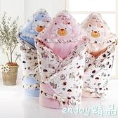 全館83折 新生嬰兒包被幼兒抱被秋冬加厚可脫膽兒童防踢被寶寶母嬰用品